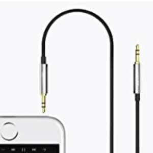 Gold Plated Connector, Aux Cable, La'Forte
