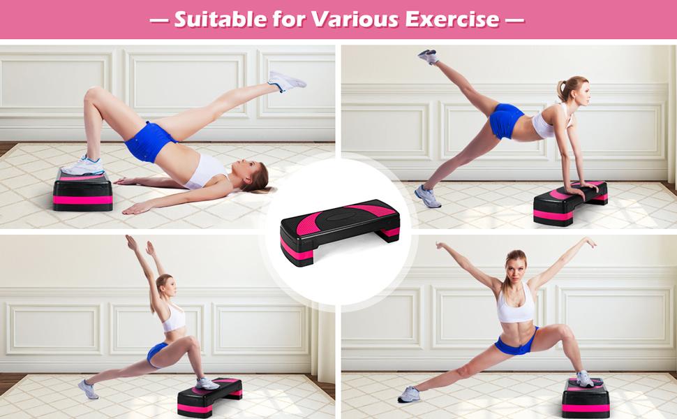 Aerobic Exercise Stepper