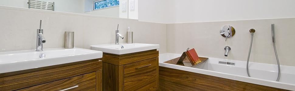 Banyo dus ve musluk