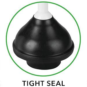 tight seal