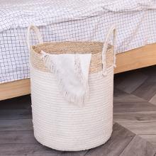 storage basket cotton rope