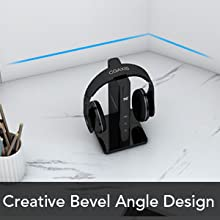 creative beval angle design for mess cable