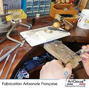 fabrication artisanale de bijoux