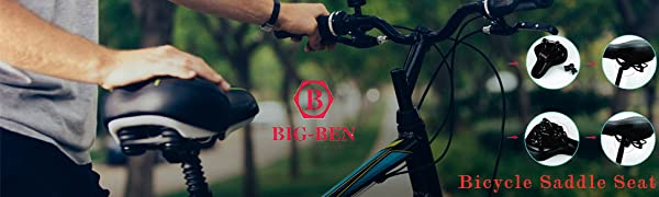 bike saddle cycle seat bicycle spring mountain cushion cover ladies exercise adults bike accessories