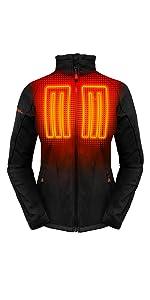 5V Heated Jacket