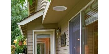 outdoor in-ceiling speaker