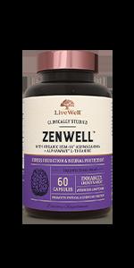 ZenWell Organic Ashwagandha
