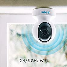 Flashandfocus.com 6e347796-75b9-4b78-a9cb-4b7c3ce63648.__CR0,0,300,300_PT0_SX220_V1___ Indoor Security Camera, Reolink 5MP Super HD Plug-in WiFi Camera with Pan Tilt Zoom/ Motion Alerts, Ideal for Baby…