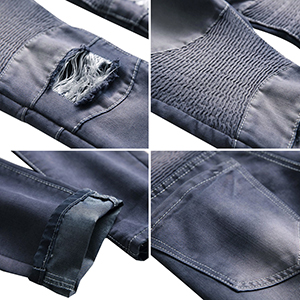 grey jeans for men slim fit