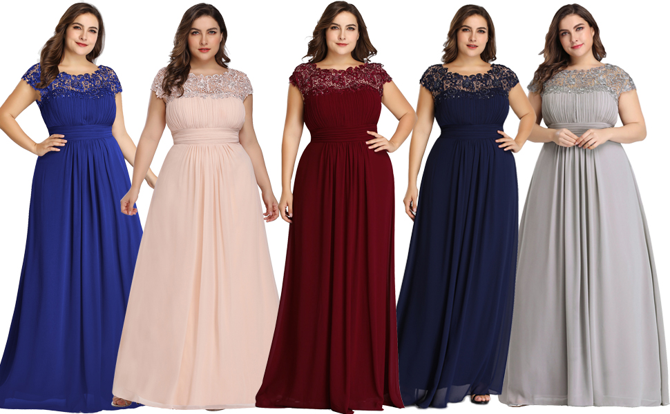 plus size empire waist formal dresses and gowns plus size evening dresses plus size bridesmaid dress