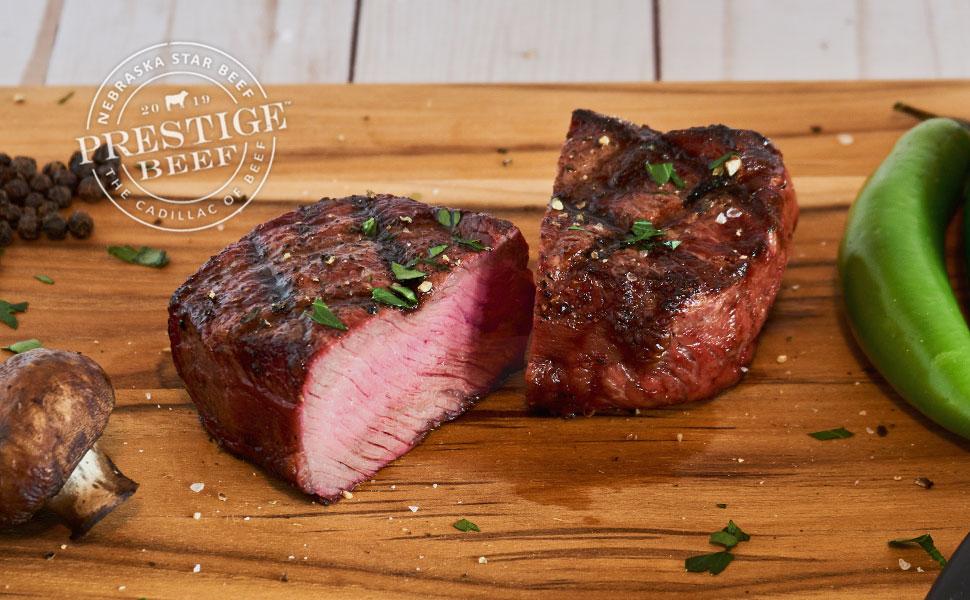 prestige beef