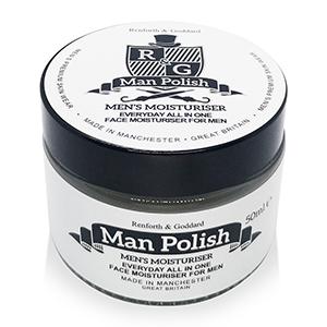 Man Polish Mens Moisturiser