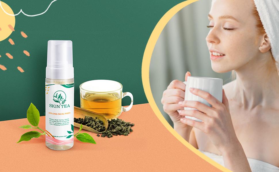 skin tea