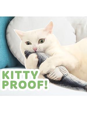 kitty proof cats love it kittycat chew kick scratch train smartycat best enrichment