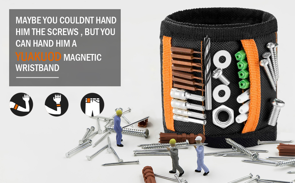 Magnetic Wristband Tools magnetic wristband magnetic wristband for holding tools