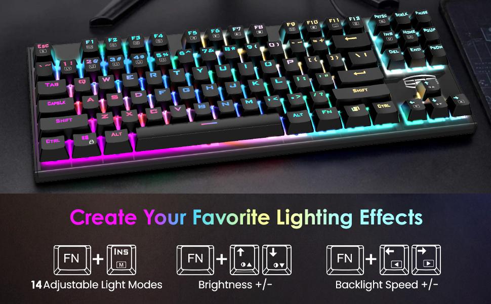 gaming keyboard mechanical