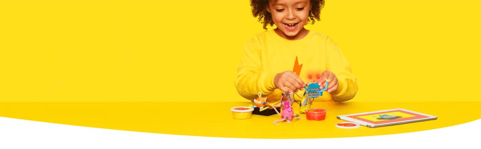 tech will save us electro play dough fantasy kit stem toy for 4 to 6 year olds