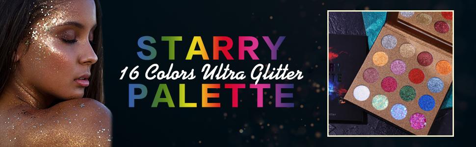 UCANBE glitter