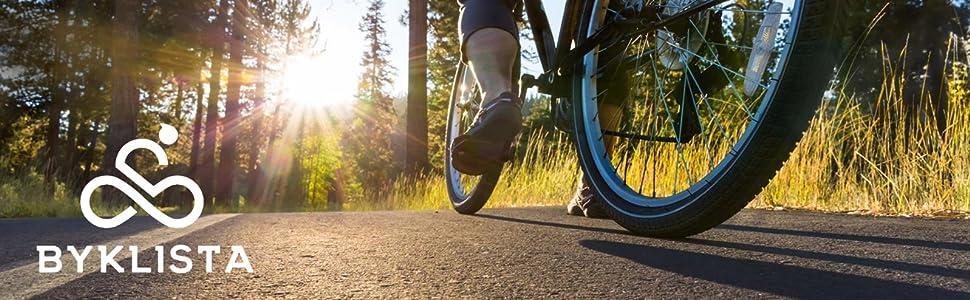 Byklista Fahrradtasche groß