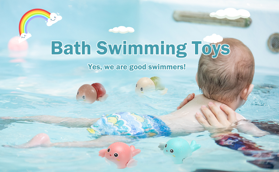 baby swimming toy