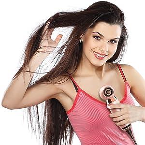 Long Hair Drying