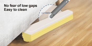 rotatable mop