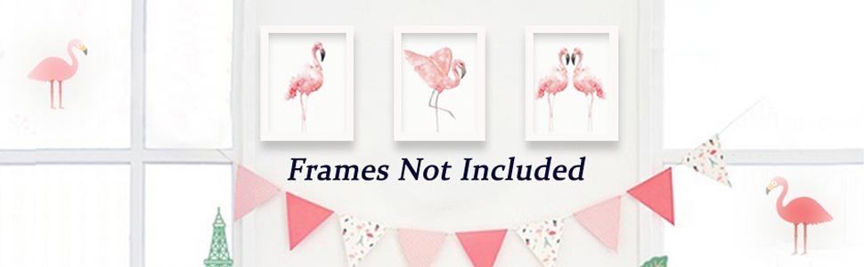 flamingos posers