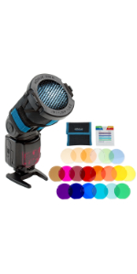 Rogue Gels, Rogue Grid, Color Effects Gels, Color Correction Gels, honeycomb grid, flash grid