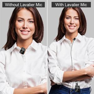 wireless lapel mic