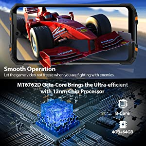 Dual Sim Smartphone