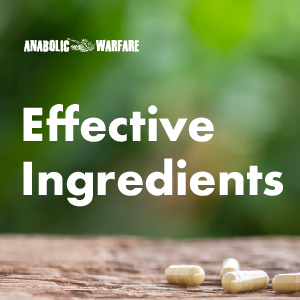 Effective Ingredients