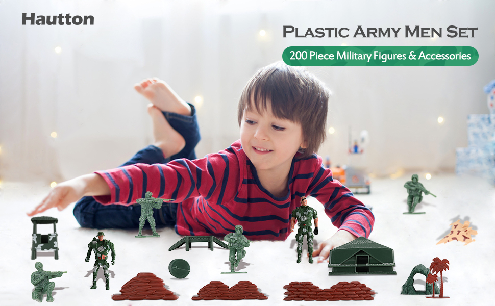 Toy Army Men Set
