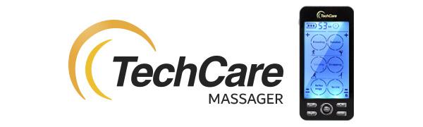 Tens Unit Muscle Stimulator TechCare Plus 24