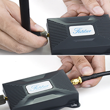 signal booster - easy to install