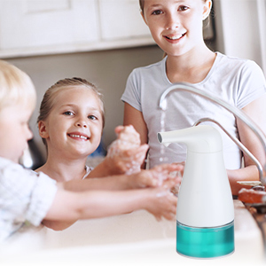 battery operated soap dispenser