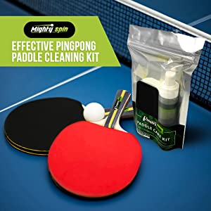 ping pong cleaner