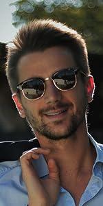Joopin Semi-Rimless Sunglasses