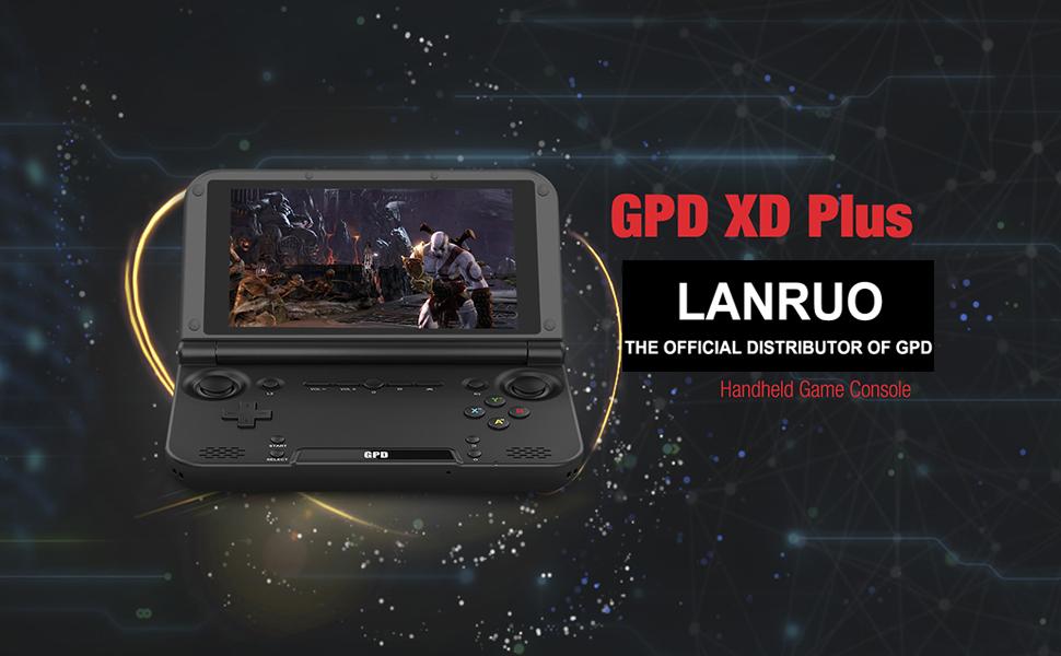 GPD XD Plus