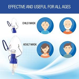 nebulization machine mask for adult nebuliser for adults and kids nebulization machine for home