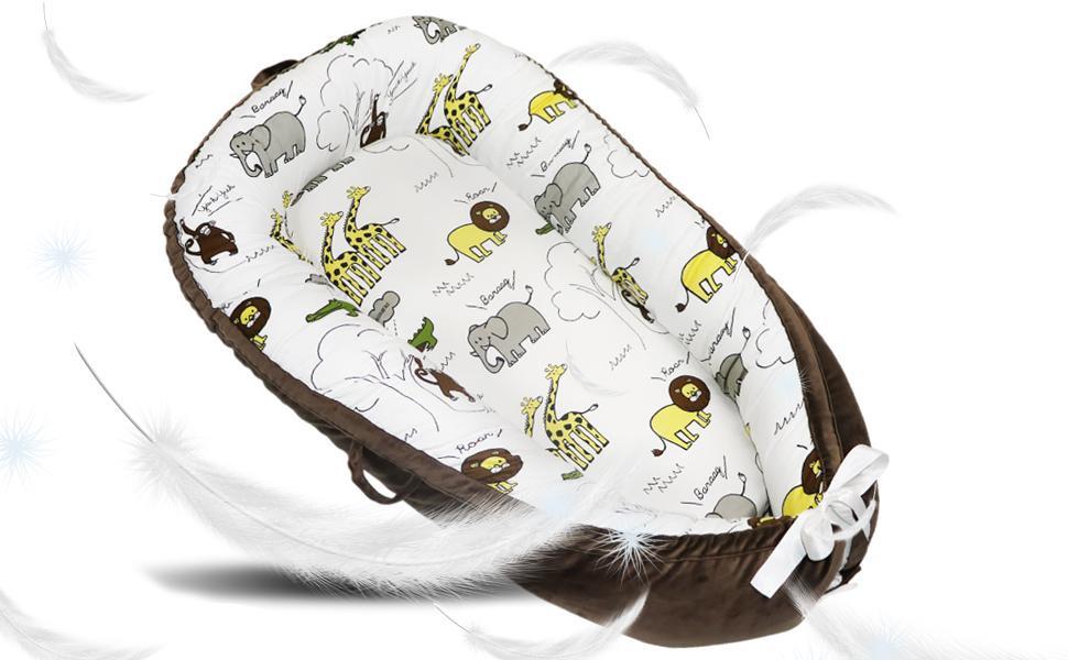 baby nest pillows