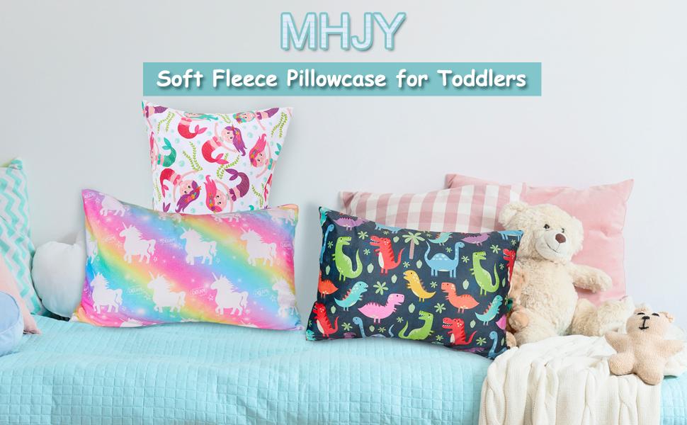Toddler Pillowcase Travel Pillow Cover