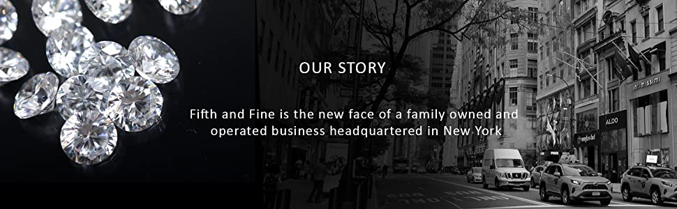 our story fifth and fine diamond jewelry brand