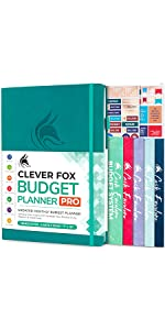 Clever Fox Budget Planner PRO