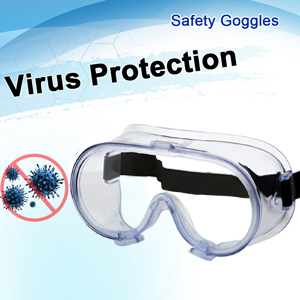 goggles for virus protection