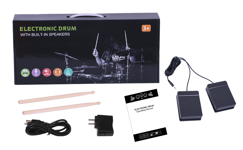 drum pad set