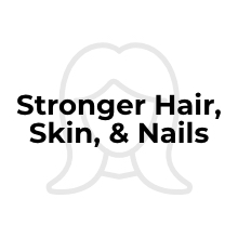 collagen for hair skin and nails