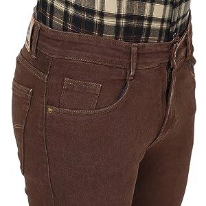 Men Brown jeans;Men jeans stylish new;Men's jeans washed;Men's jeans casual;Jeans for men latest