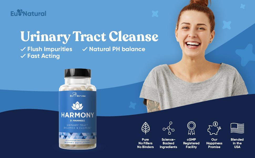 HARMONY UTI Urinary Tract Relief