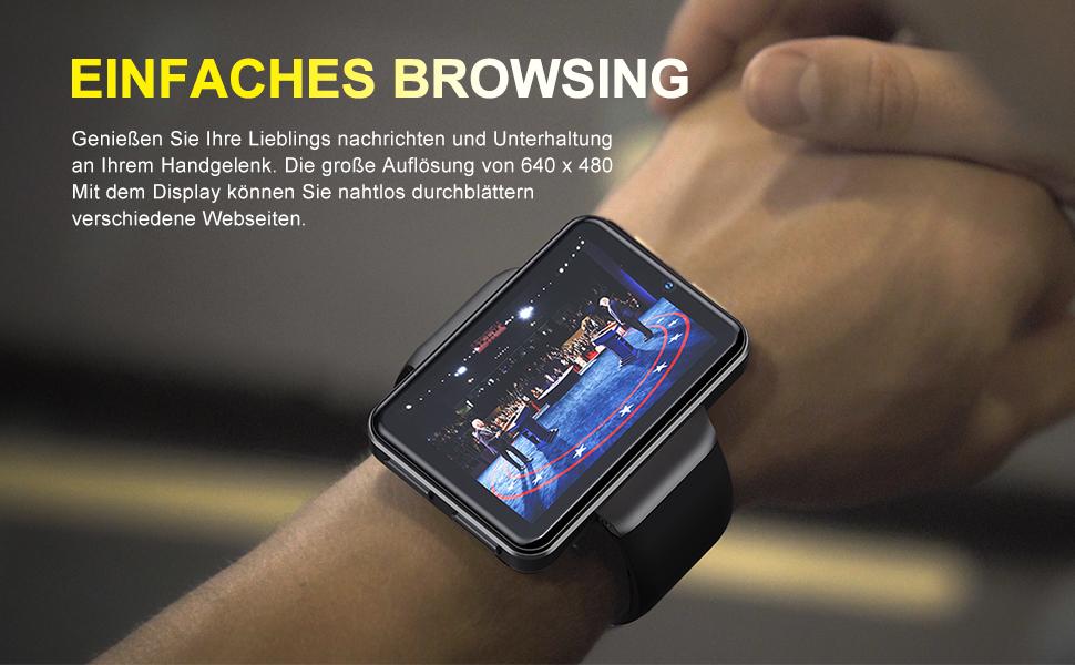 gps sport smartwatch