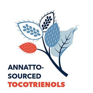 Annatto Sourced Tocotrienols